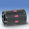 Low cost and reliable Elastomer Coupling